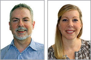 William Zvarick and Karisa Grudi of Towson Acupuncture